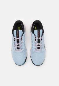 Reebok - NANOFLEX TR - Zapatillas de entrenamiento - gable grey/core black/neon cherry - 3