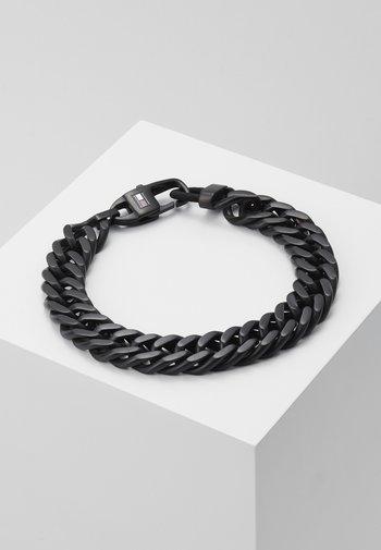 CASUAL - Bracelet - schwarz
