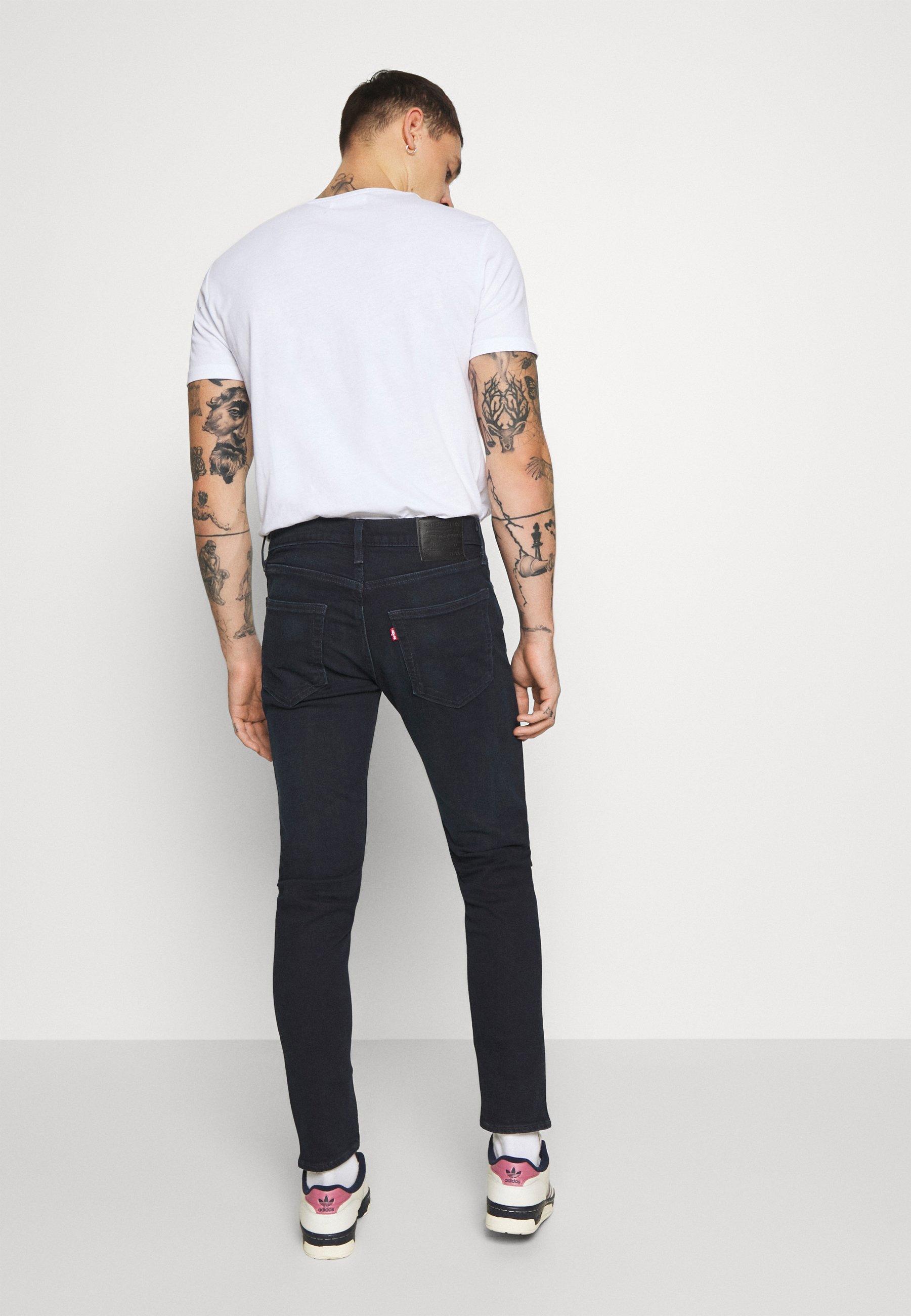 Levi's® 512 Slim Taper - Jeans Fit Blue Ridge/mørkeblå Denim