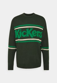 CLASSIC  - Pullover - green