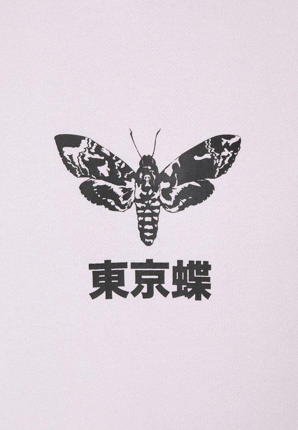 YOURTURN UNISEX - Bluza z kapturem - lilac/liliowy Odzież Męska VLMD