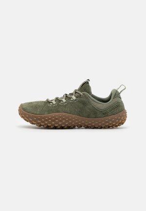 WRAPT - Minimalist running shoes - lichen