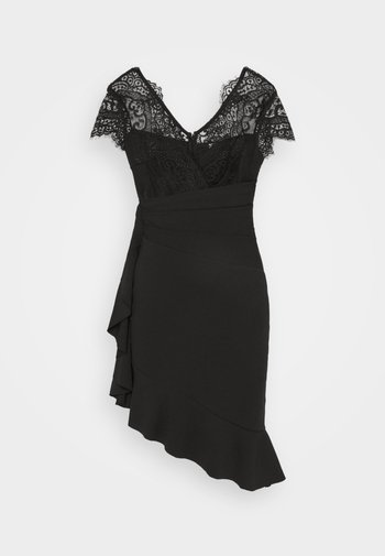 LYNDIA - Cocktail dress / Party dress - black
