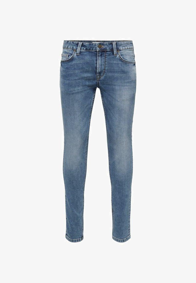 Only & Sons - Slim fit jeans - blue denim