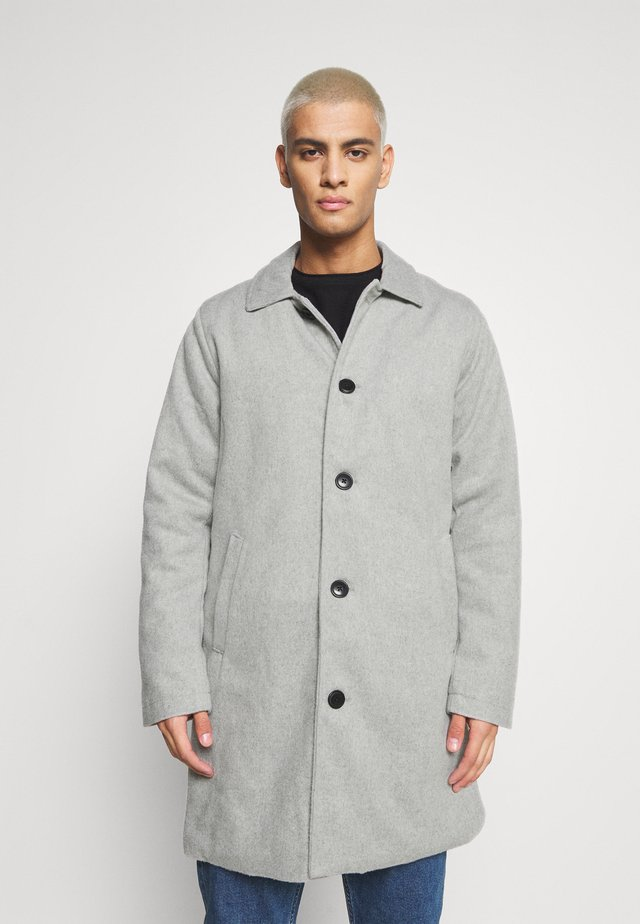 COAT - Cappotto classico - mottled light grey