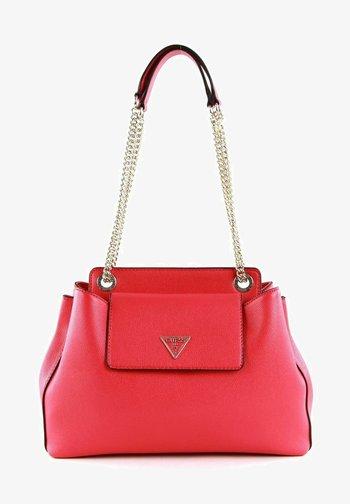 PASSION - Handbag - rosso