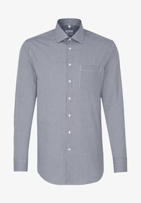 Seidensticker - REGULAR FIT - Shirt - blue - 0