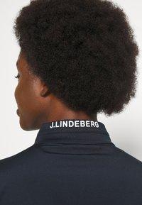J.LINDEBERG - DARIA GOLF MID LAYER - Training jacket - navy - 5