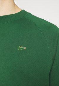 Lacoste LIVE - UNISEX - Sweatshirt - green - 5