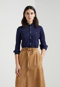Polo Ralph Lauren - OXFORD - Button-down blouse - cruise navy - 0