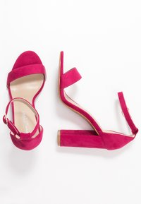 Glamorous Wide Fit - High heeled sandals - pink - 3