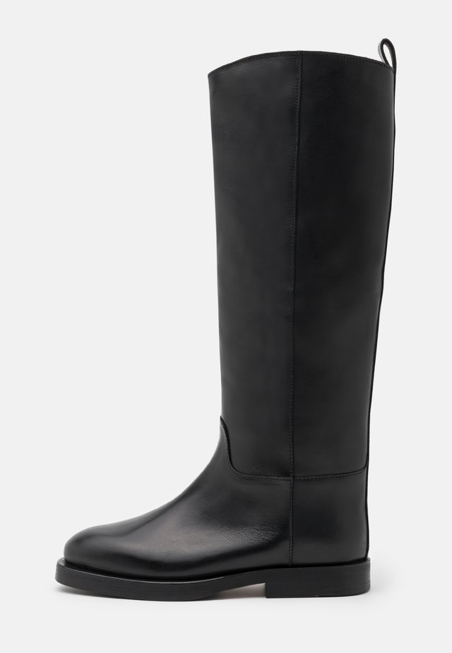 BOOT - Bottes - black dark