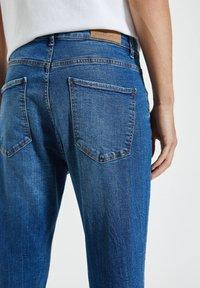 PULL&BEAR - Jeans Skinny Fit - blue-grey - 4
