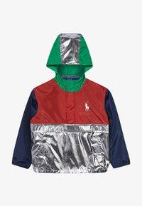 Polo Ralph Lauren - OUTERWEAR - Lehká bunda - gunmetal - 4