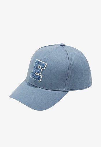 Cap - grey blue