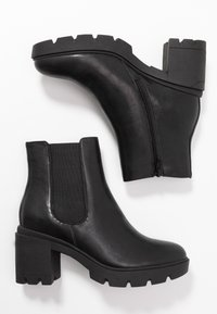 Anna Field - Bottines à plateau - black - 3