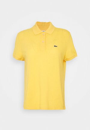 CLASSIC FIT DAMEN - Poloshirt - yellow