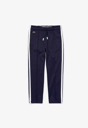 XJ1361 - Pantalon de survêtement - bleu marine blanc