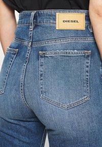 Diesel - D-EISELLE - Slim fit jeans - indigo - 5