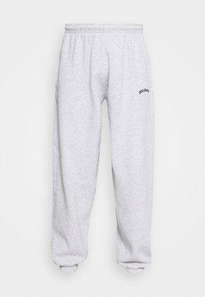 PANT UNISEX  - Tracksuit bottoms - grey