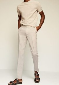 Mango - FLORIDA - Chinos - open beige - 0