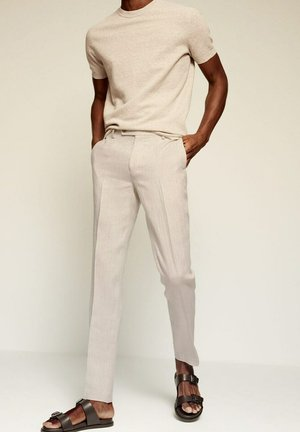 FLORIDA - Chinos - open beige