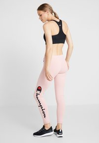 Champion - LEGGINGS - Tights - pink - 2