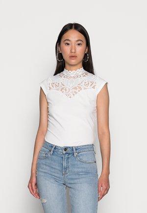 DITRA - Print T-shirt - off white