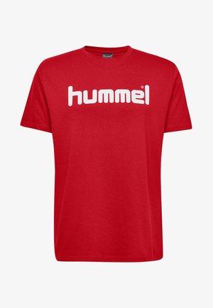HMLGO - T-shirts print - red