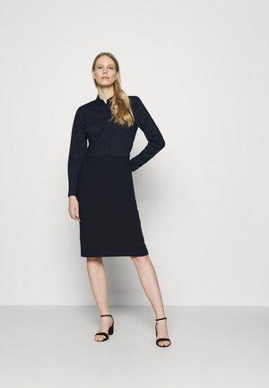 DRESS - Košilové šaty - dark blue