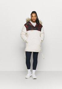 Icepeak - ALABAMA - Płaszcz zimowy - natural white - 1
