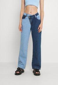 The Ragged Priest - FOLK - Jeans straight leg - mix blue - 0