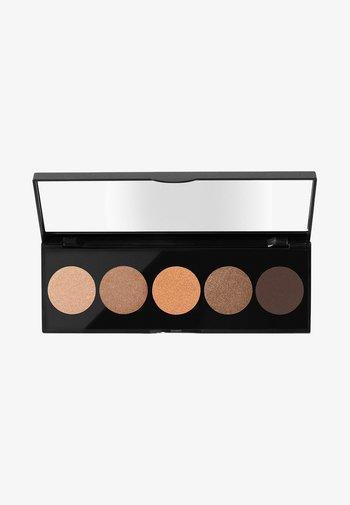 NUDES EYESHADOW PALETTE - Eyeshadow palette - copper nudes