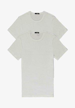 2 MULTIPACK - Basic T-shirt - bianco