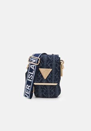 Across body bag - blue dark