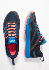 ASICS - FUJILYTE XT - Chaussures de running - electric blue/black - 1