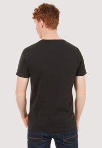 Timberland - BASIC SLIM TEE 3 PACK - Basic T-shirt - grey/white/black - 7