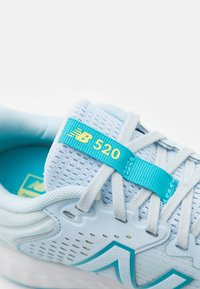 New Balance - 520 - Neutral running shoes - grey/yellow - 5