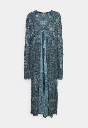 SPIRIT CARDI - Cardigan - turquoise