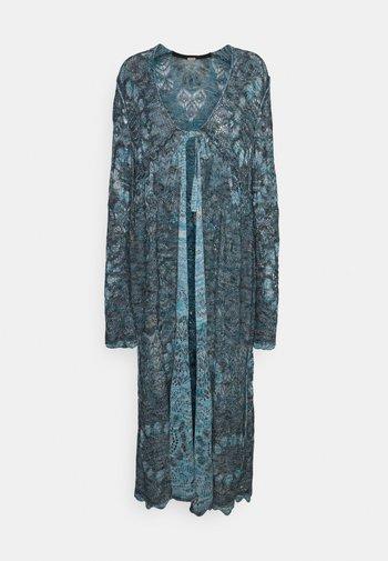 SPIRIT CARDI - Vest - turquoise