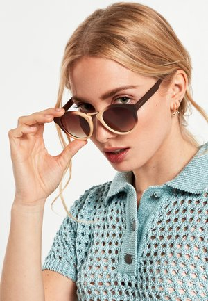 WHIMSY - Sunglasses - brown