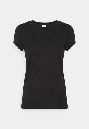 JASMINE  - Basic T-shirt - black