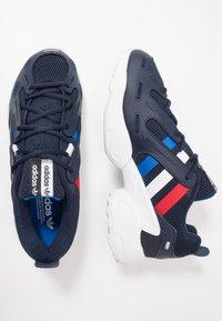 adidas Originals - GAZELLE - Sneakers - collegiate navy/glow blue/scarlet - 1
