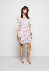 Rebecca Minkoff - RANDY DRESS - Day dress - purple - 1