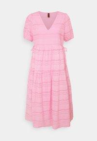 YAS - YASEVA MIDI DRESS - Day dress - pastel lavender - 4