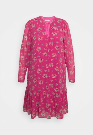 Day dress - pink floral