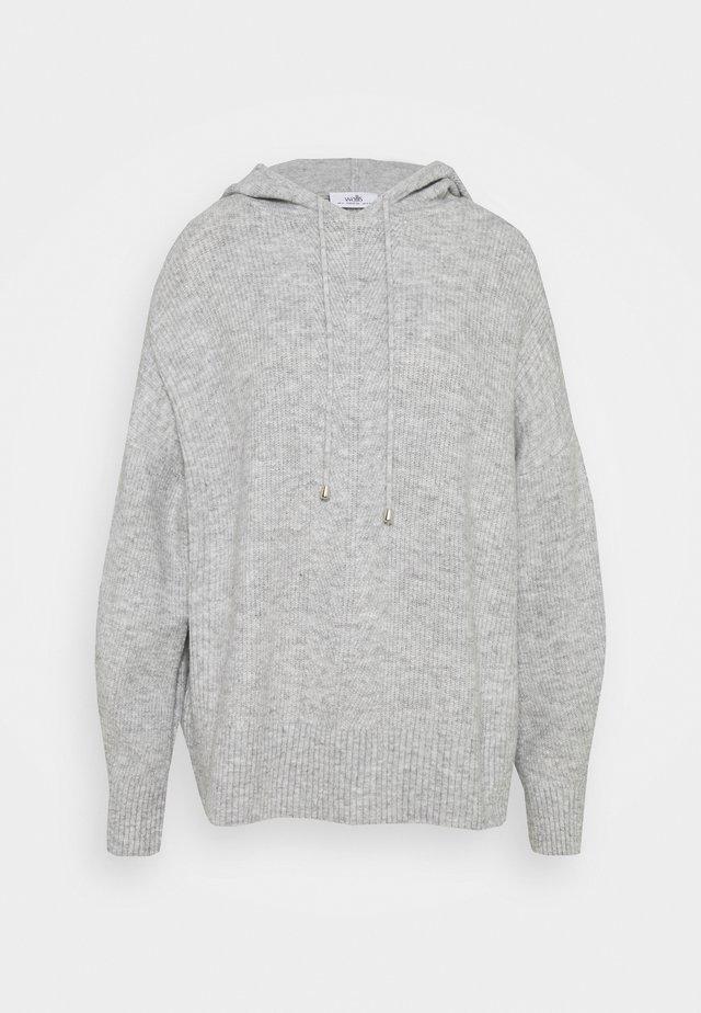 HOODY JUMPER  - Sweter - grey