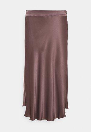 EDDY NEW SKIRT - Áčková sukně - peppercorn