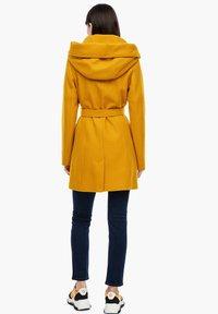 s.Oliver - Short coat - yellow - 2
