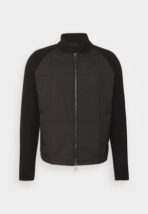 BLOUSON JACKET - Bomber bunda - black